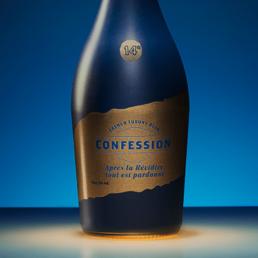 Découvrez Confession, Bière de prestige de la Maison DB
